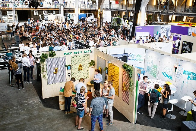 Delegation of Tomsk innovative companies participate in the leading technology festival Tech Open Air Berlin